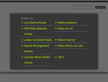 Tablet Preview of 1037nashfm.net